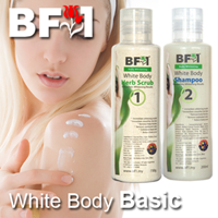 Body Whitening - Basic Set (12)