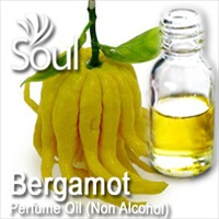 Perfume Oil (Non Alcohol) Bergamot - 50ml