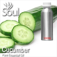 Pure Essential Oil Cucumber - 500ml