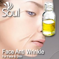 Essential Oil Face Anti Wrinkle - 50ml