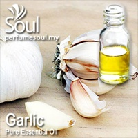 Pure Essential Oil Garlic - 10ml