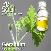 Pure Essential Oil Geranium - 10ml