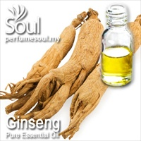Pure Essential Oil Ginseng - 10ml