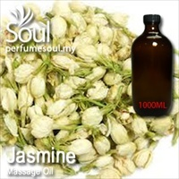 Massage Oil Jasmine - 1000ml