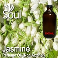 Perfume Oil (Non Alcohol) Jasmine - 1000ml