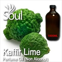 Perfume Oil (Non Alcohol) Kaffir Lime - 1000ml