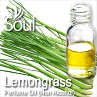 Perfume Oil (Non Alcohol) Lemongrass - 50ml