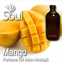 Perfume Oil (Non Alcohol) Mango - 1000ml