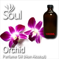 Perfume Oil (Non Alcohol) Orchid - 1000ml