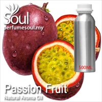Natural Aroma Oil Passion Fruit - 500ml
