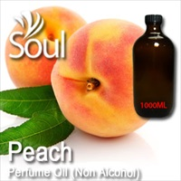 Perfume Oil (Non Alcohol) Peach - 1000ml