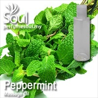 Massage Oil Peppermint - 200ml
