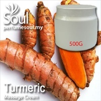 Massage Cream Turmeric - 500g