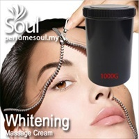 Massage Cream Whitening - 1000g