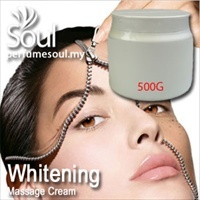 Massage Cream Whitening - 500g